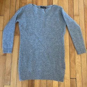 Theory Wool Sweater Dress